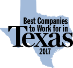Best Companies to Work For in Texas logo image