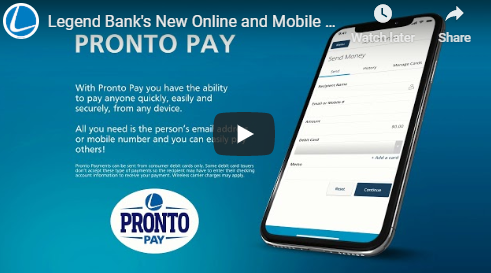 New Online Banking & Mobile App Demo graphic
