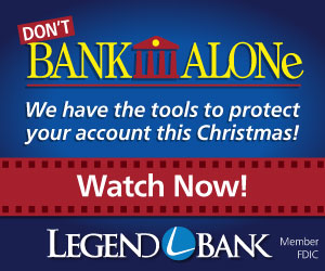 Don't Bank Alone We have the tools to protect your account this Christmas! Watch Now!