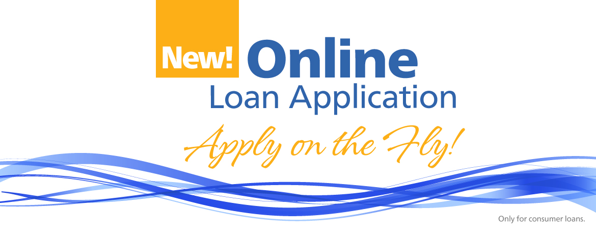 New Online Loan Application - Apply on the Fly
